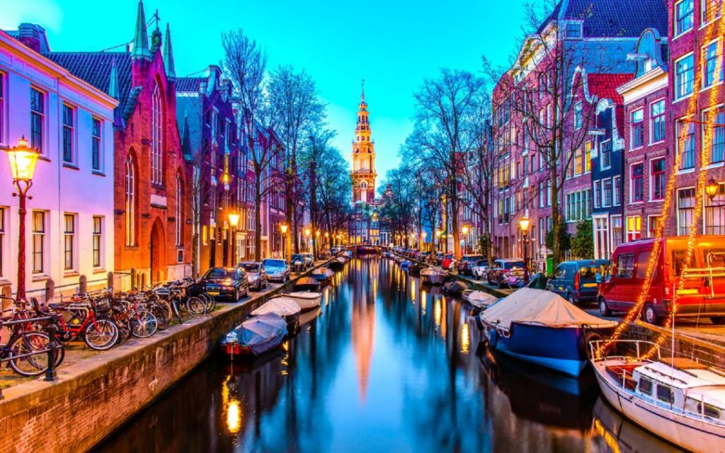 کار دانشجویی در هلند