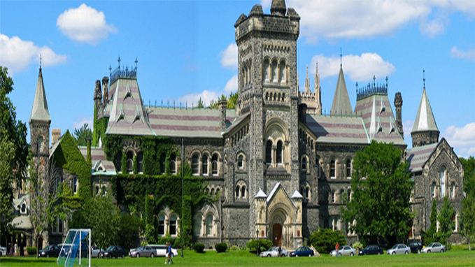 بورسیه تحصیلی کارشناسی، رشته مدیریت دانشگاه تورنتو کانادا