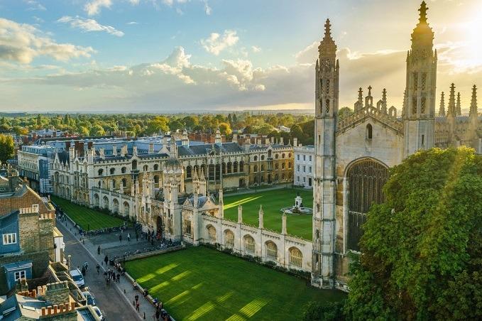 بورسیه تحصیلی گیتس دانشگاه کمبریج انگلستان برای دانشجویان بین المللی
