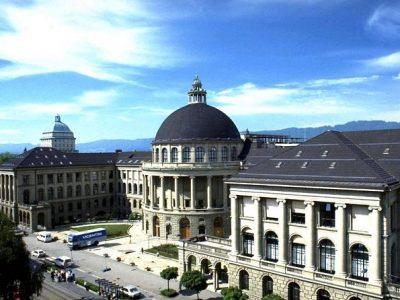 بورسیه تحصیلی فوق لیسانس ETH زوریخ سوئیس