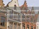 سمینار مدیریت مهاجرت در اروپا