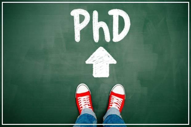 تحصیل در مقطع دکتری