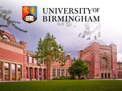 دانشگاه بیرمنگام انگلستان