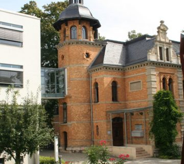 بورسیه موسسه ماکس پلانک آلمان