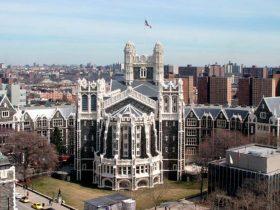 بورسیه تحصیلی دانشگاه نیویورک