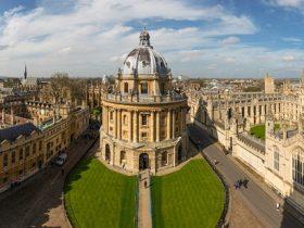 بورسیه دانشگاه آکسفورد