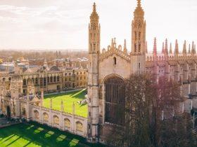 بورسیه تحصیلی دانشگاه کمبریج