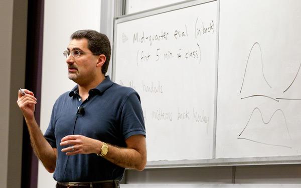 تدریس در دانشگاه کمبریج