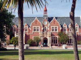 بورسیه دانشگاه لینکلن نیوزلند