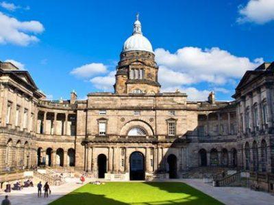 بورسیه تحصیلی دانشگاه ادینبورگ اسکاتلند