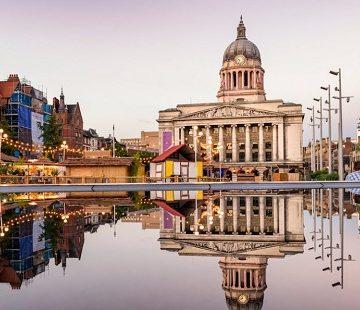 10 شهر برتر بریتانیا