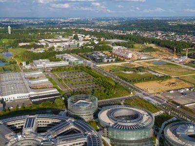 بورسیه دانشگاه پاریس