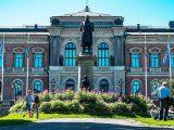 بورسیه دانشگاه اوپسالا سوئد