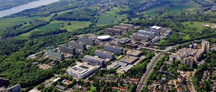 بورسیه دانشگاه رور آلمان