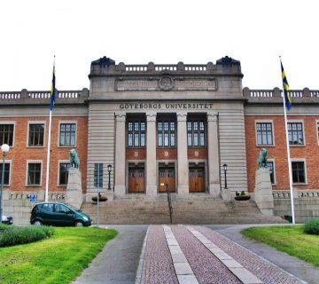 بورسیه دانشگاه گوتنبرگ سوئد