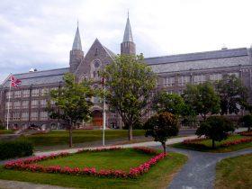 بورسیه دانشگاه NTNU نروژ