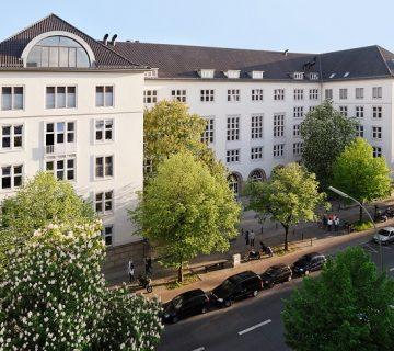 بورسیه دانشکده اقتصادی برلین