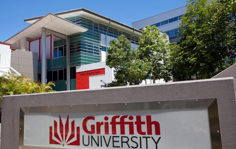 بورسیه دانشگاه گریفیث