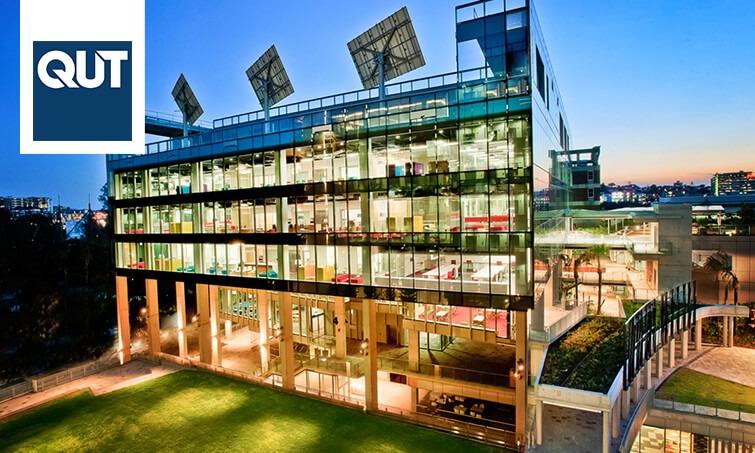 بورسيه دانشگاه فني کوئینزلند