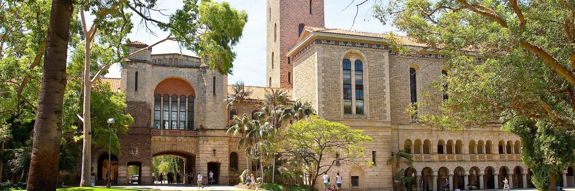 بورسیه دانشگاه استرالیا غربی