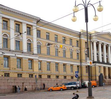 بورسیه دانشگاه هلسینکی فنلاند