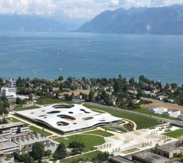 بورسیه دانشگاه EPFL سوئیس