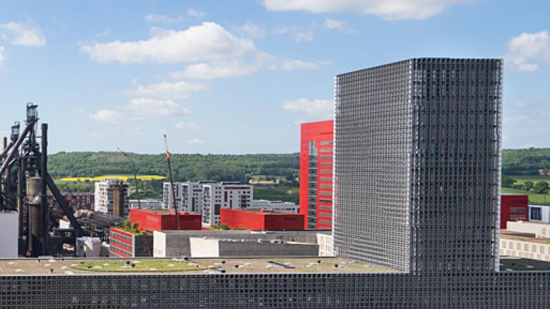 بورسیه دانشگاه لوکزامبورگ