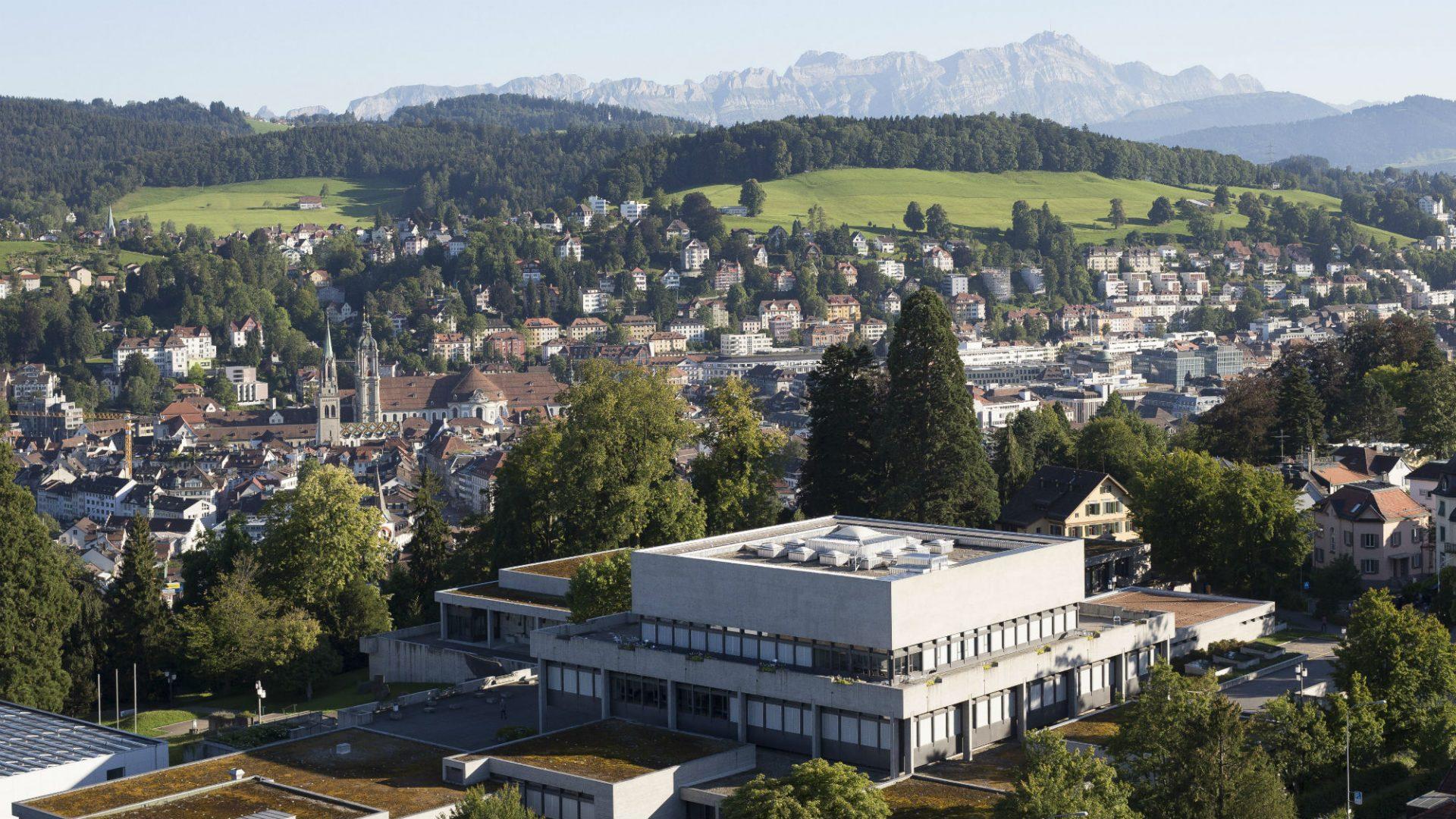 بورسیه دکتری کشور سوئیس