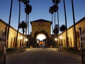 بورسیه دانشگاه استنفورد آمریکا