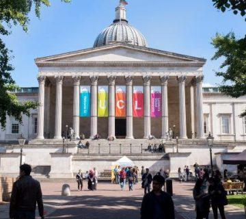 بورسیه تحصیلی کالج لندن