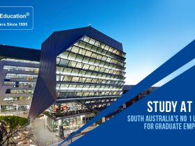 بورسیه دانشگاه استرالیا جنوبی