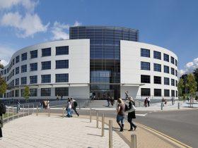بورسیه دانشگاه برونل انگلستان