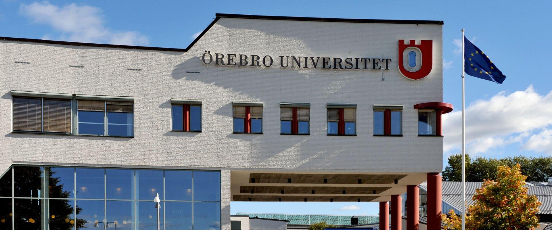 بورسیه دانشگاه اوربرو سوئد