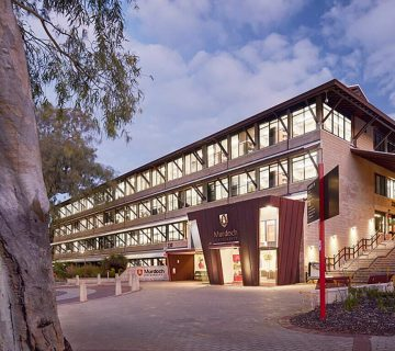 بورسیه دانشگاه مرداک استرالیا