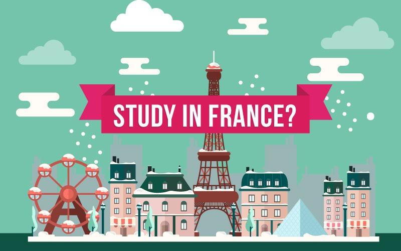 هزینه تحصیل در فرانسه