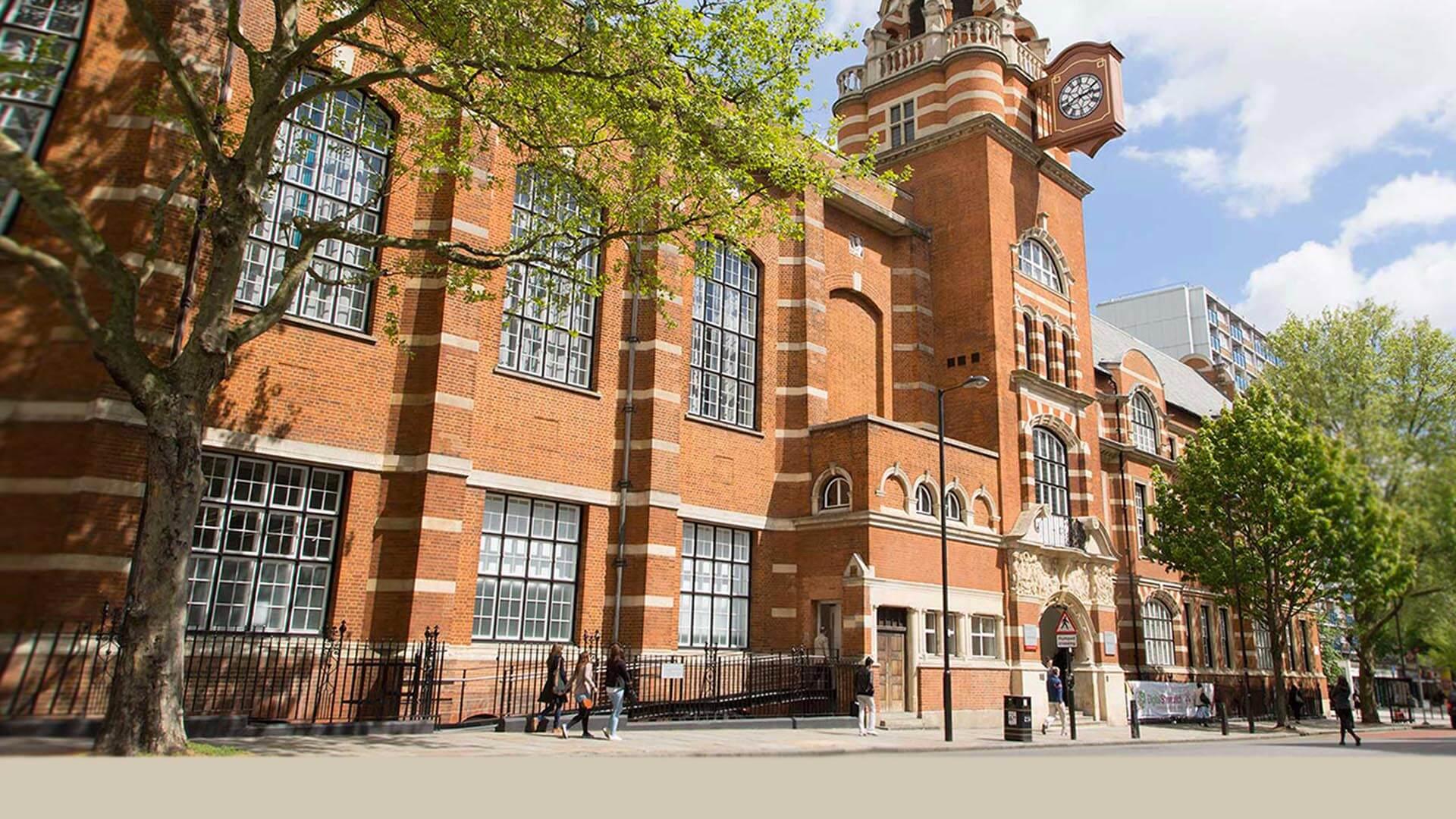 بورسیه دانشگاه لندن سیتی
