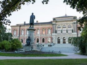 بورسیه دکتری مکانیک سوئد