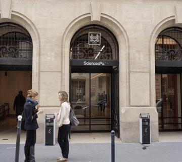 بورسیه مطالعات سیاسی پاریس