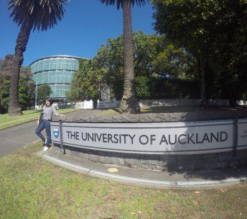 بورسیه دانشگاه آکلند