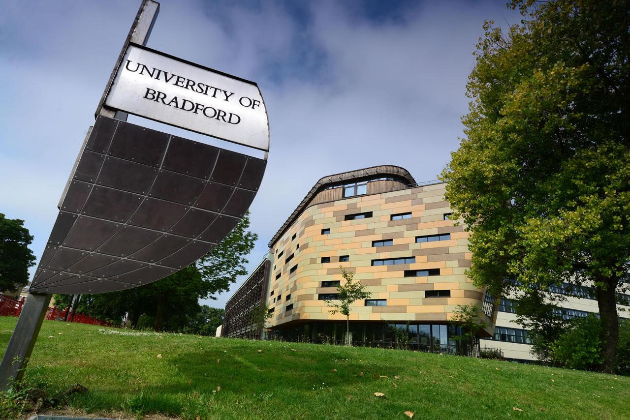 بورسیه دانشگاه برادفورد