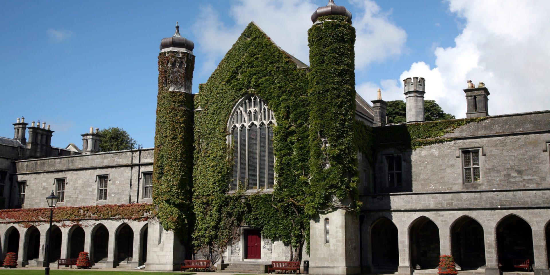 بورسیه دانشگاه ملی ایرلند