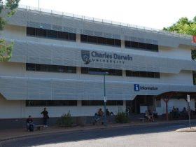 بورسیه دانشگاه چارلز داروین