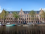 بورسیه فیزیک آمستردام هلند