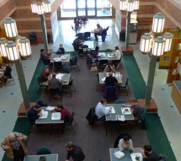 بورسیه دانشگاه ایلینوی آمریکا
