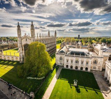 بورسیه کمبریج انگلستان