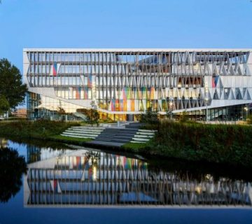 بورسیه دانشگاه جنوبی دانمارک