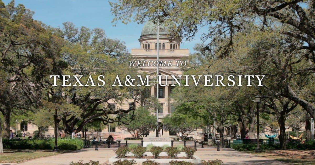 بورسیه دانشگاه تگزاس آمریکا