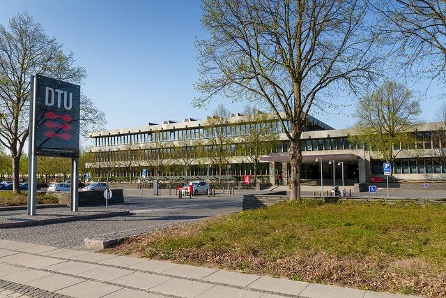 بورسیه دانشگاه دانمارک
