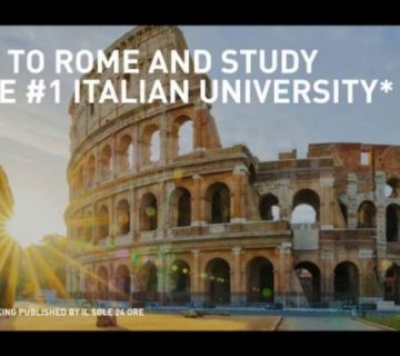 بورسیه دانشگاه لوئیس ایتالیا