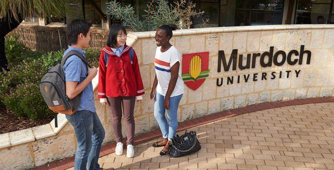 بورسیه دانشگاه مرداک